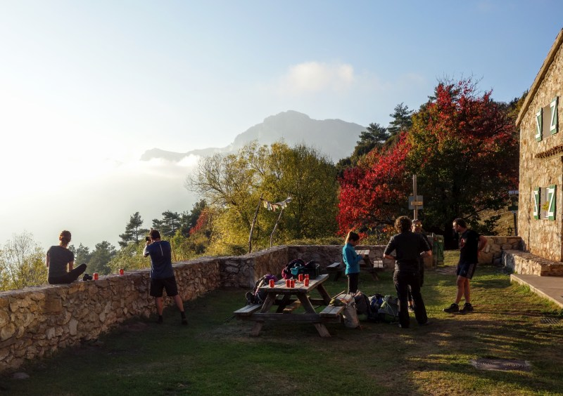 How do you promote your destination as a cycling or hiking destination?